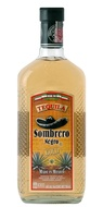 BB TEQUILA SOMBRERO NEGRO GOLD 750ML